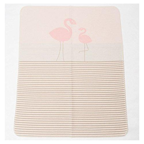 Бебешко одеяло Juwel - Фламинго